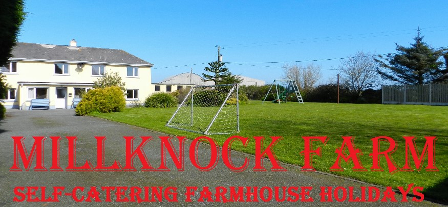 Millknock Farm Self-Catering, Wexford, Ireland